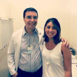 Doutor Augusto Rocha, meu novo anjo