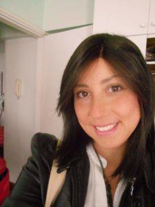 Eu e meus novos cabelos :)