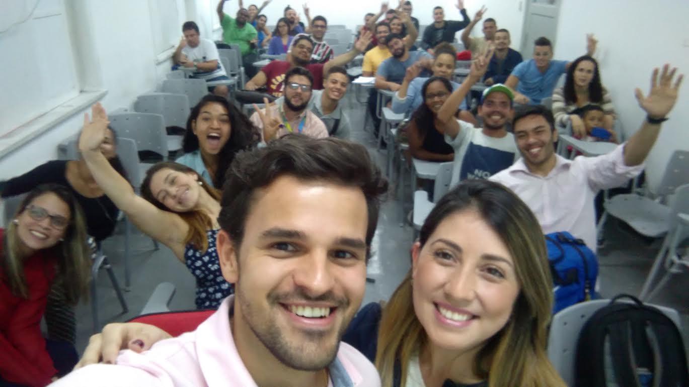 1ª palestra Unicarioca